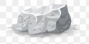 Gray Stone - Rock Clip Art PNG