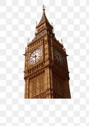 Big Ben - Big Ben Palace Of Westminster Westminster Bridge River Thames Leaning Tower Of Pisa PNG