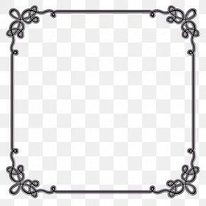 Invitations Decorative Borders - Borders And Frames Microsoft Word Clip Art PNG