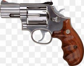 Revolver Handgun Image - Firearm Revolver Handgun Pistol PNG