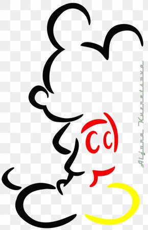 Mickey Mouse - Mickey Mouse T-shirt Minnie Mouse The Walt Disney Company Clip Art PNG