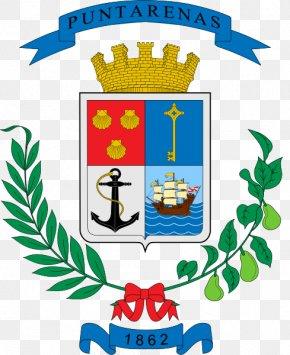 Escudo De Costa Rica - Puntarenas Esparza Cartago Province Provinces Of Costa Rica Coat Of Arms Of Costa Rica PNG