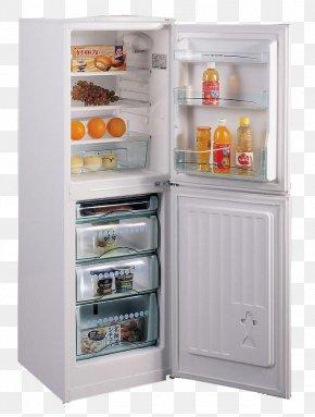 Refrigerator - Refrigerator Kitchen Home Appliance Refrigeration Polyurethane PNG