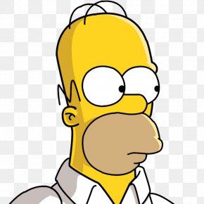 Bart Simpson - Homer Simpson Bart Simpson Marge Simpson Lisa Simpson Mr. Burns PNG