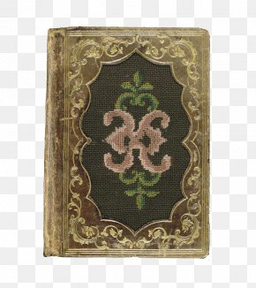 Retro Books - Netherlands Walters Art Museum Bookbinding Book Cover PNG