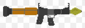 Pixel Art Assassin's Creed - Rocket-propelled Grenade Role-playing Game Pixel Art Weapon PNG
