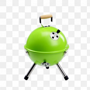 Green Outdoor Grill - Barbecue Grilling Charcoal Kugelgrill Hibachi PNG