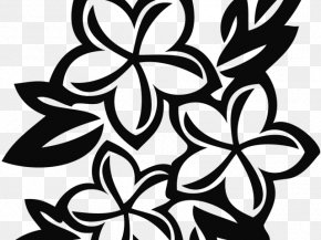 Flower - Clip Art Borders And Frames Flower Floral Design Drawing PNG