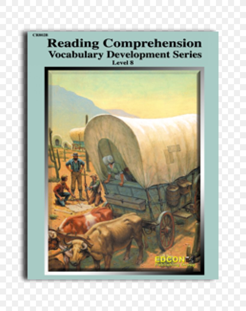 - Reading Comprehension And Vocabulary Development RL 8.0-9.0 Book 2
