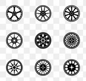 Wheel Rim - Car Wheel PNG
