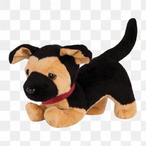 Puppy - Puppy German Shepherd Dog Breed Stuffed Animals & Cuddly Toys PNG