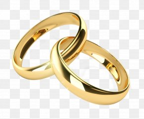 Titanium Ring Finger - Wedding Ring PNG