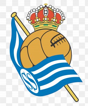 Foreign Flag Badge Design HighEnd Badge Pictures - Anoeta Stadium Real Sociedad La Liga FC Barcelona Villarreal CF PNG