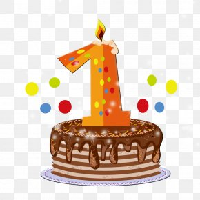Cartoon Birthday Cake - Birthday Cakes For Kids Wedding Cake Candle Cake PNG
