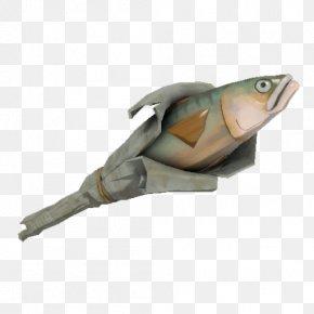 Crosshair - Team Fortress 2 Mackerel Loadout Fish Video Game PNG