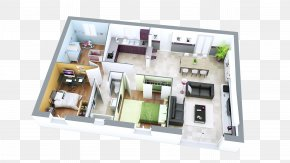 House - House Top Duo Kitchen Apartment Interior Design Services PNG