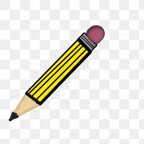 Pencil Transparent - Pencil Clip Art PNG