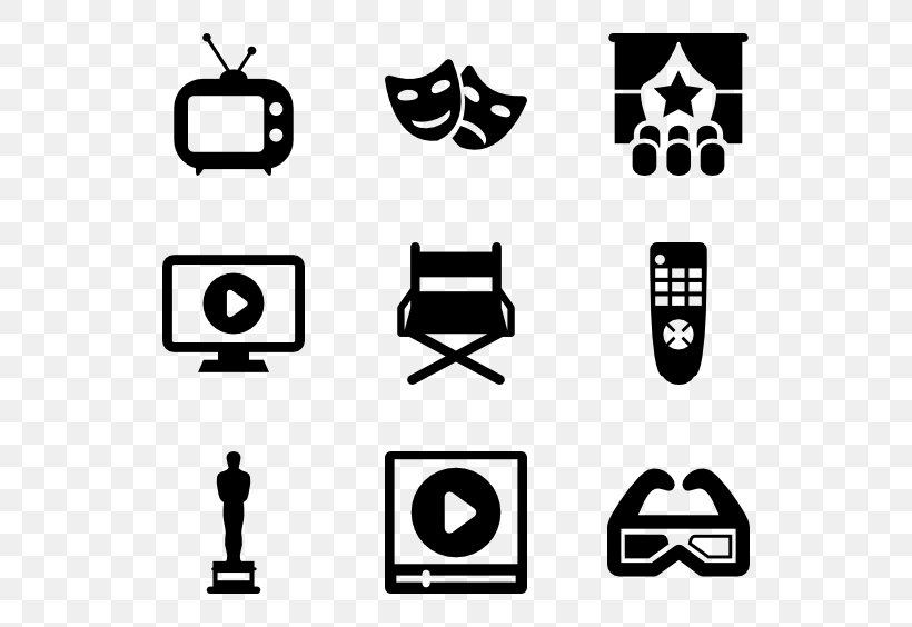 Free Movie Theater Clipart Black And White, Download Free Clip Art, Free  Clip Art on Clipart Library