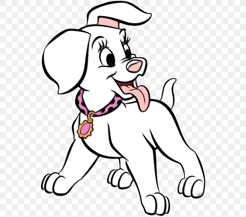 White Dog Line Art Dog Breed Cartoon Png 550x722px Watercolor Cartoon Dog Dog Breed Facial Expression