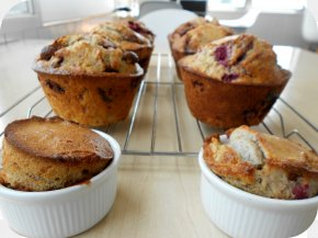 Muffin - Muffin Baking Food Dessert Flavor PNG
