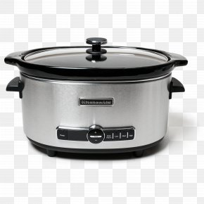 Slow Cooker - Rice Cookers Slow Cookers KitchenAid Mixer PNG