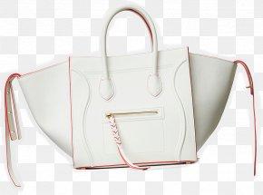 Bag - Tote Bag Handbag White Céline PNG