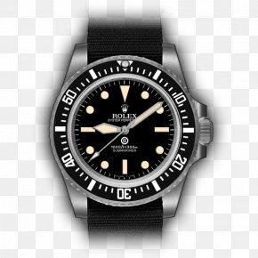 Watch - Watch Rolex Submariner Rolex Sea Dweller Rolex Datejust Rolex GMT Master II PNG