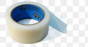 Transparent Duct Tape Roll - Adhesive Tape Duct Tape Scotch Tape 3M PNG