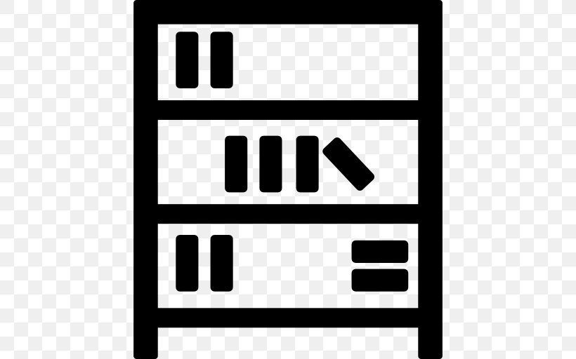 Bookcase Vse Dlya Doma 43, PNG, 512x512px, Bookcase, Area, Black, Black And White, Book Download Free