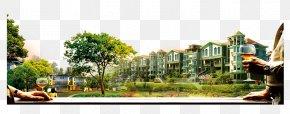 Villa Park Real Estate Landscape - Villa Fukei Real Estate PNG