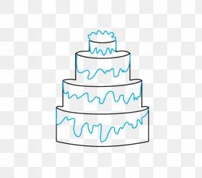 Layer Cake - Birthday Cake Layer Cake Wedding Cake Drawing PNG