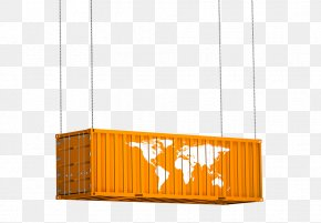 Container Transportation - Transport Intermodal Container Container Port PNG