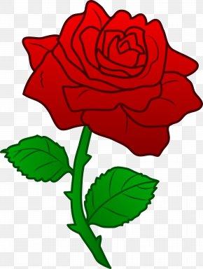 Rose Clip Art - Beast Rose Clip Art PNG