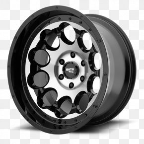 Jeep - Custom Wheel Metal Jeep Rim PNG