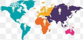 Vector Population Distribution Map - United States World Map GL&V INDIA PRIVATE LIMITED PNG