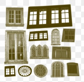 Window Glazing Material Vector Diagram - Window Glass Euclidean Vector PNG