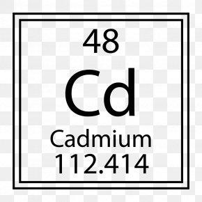 Periodic - Periodic Table Cadmium Symbol Chemical Element Lead PNG