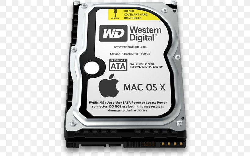 Macintosh Hard Disk Drive Western Digital Data Recovery My Passport, PNG, 512x512px, Laptop, Computer Component, Computer Hardware, Computer Software, Data Recovery Download Free