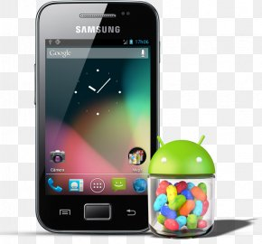 Smartphone - Smartphone Samsung Galaxy Note II Feature Phone Android Jelly Bean PNG