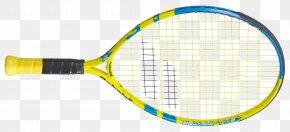 Tennis Racket Image - Strings Racket Tennis Ball Babolat PNG