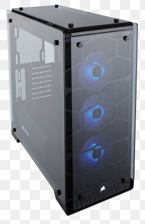 Computer - Computer Cases & Housings Power Supply Unit MicroATX Corsair Components PNG