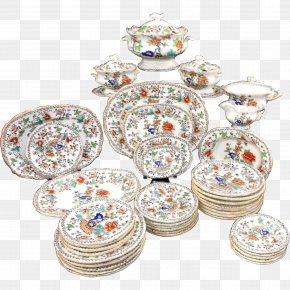 Chinoiserie - Tableware Platter Ceramic Plate Porcelain PNG