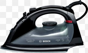 Iron - Clothes Iron Robert Bosch GmbH Home Appliance Laundry Steam PNG