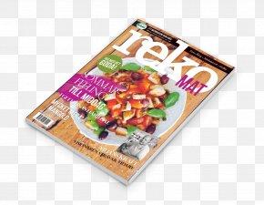 Magazine - Treasure Island Magazine Page Layout PNG