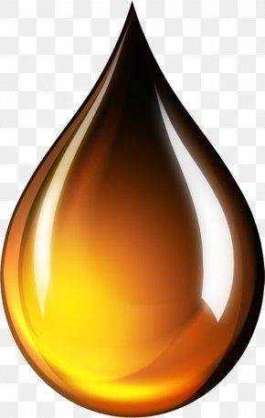 Oil - Golden Sun Olive Oil Drop PNG