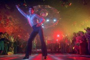 Disco - 1970s Tony Manero Film Nightclub Disco PNG