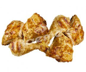 Summer Barbecue Ribbon Chicken Wings - Fried Chicken Buffalo Wing Roast Chicken Barbecue Chicken PNG