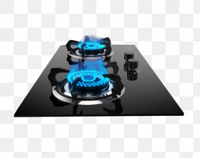 Home Embedded Gas Stove Material - Gas Stove Flame Hearth PNG