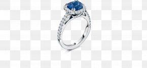 Sapphire - Sapphire Ring Jewellery Gemstone Diamond PNG