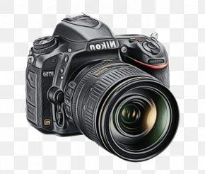Optical Instrument Film Camera - Camera Lens PNG